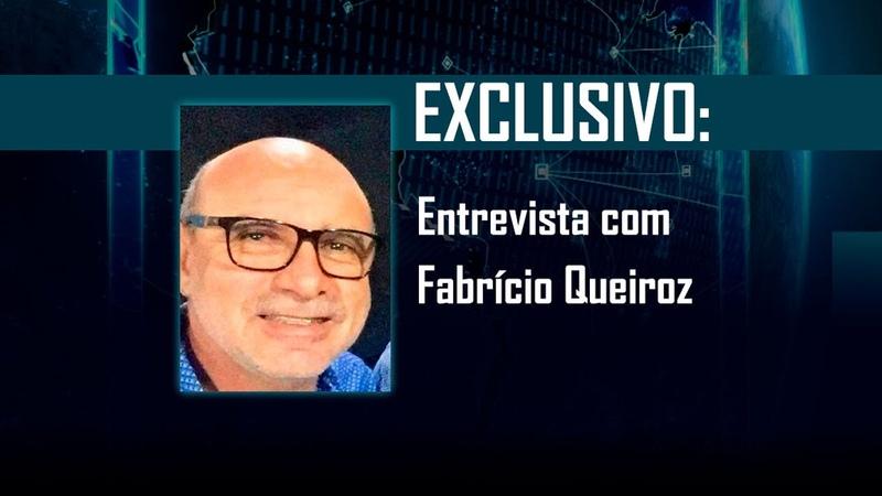 Exclusivo! Entrevista com Fabrício Queiroz, ex-assessor de Flávio Bolsonaro | SBT Brasil (26/12/18)