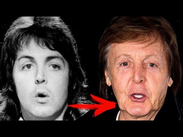 Paul McCartney   Change from childhood to 2017