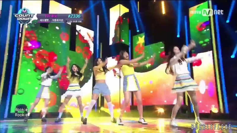 Red Velvet Rookie Iconic Dance 16 STAGES COMPILATION