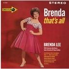 Brenda Lee альбом Brenda, That's All