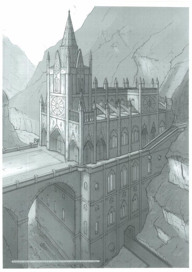 Архитектурные эскизы, графические работы, зарисовки, перспектива.