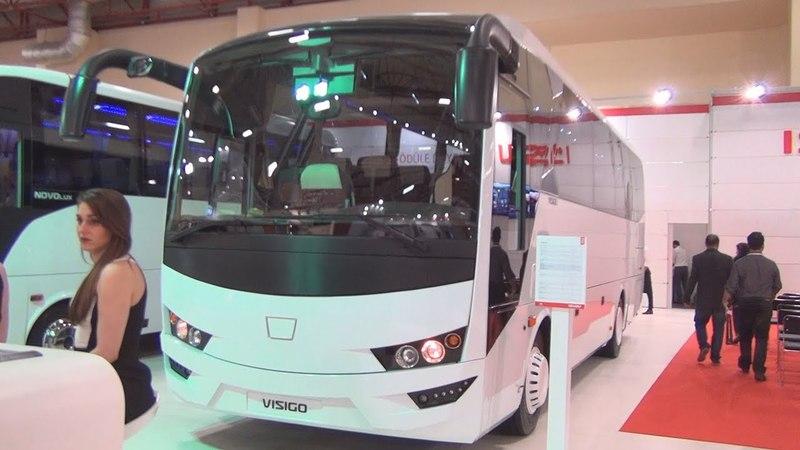 Isuzu Visigo Cummins ISB6.7E6 250B Bus (2016) Exterior and Interior