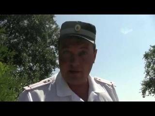 Погоня за ДПС нарушителями ПДД г.Азов