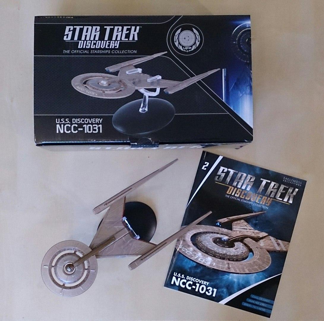 Star Trek The Official Starship Collection [Eaglemoss]