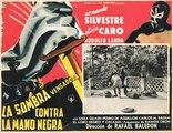 1954 LA SOMBRA VENGADORA CONTRA LA MANO NEGRA NUMERO 11