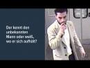 Berlin - Paar Neger spricht Mann Araber auf sein Rauchen in der Bahn an - er beleidigt sie rassistisch, dann sprüht er Gas