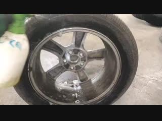 Нельзя забывать про возможность потери давления колеса по ободу😼😼 🚘Шиномонтаж🚘 📡НИЗКИЕ ЦЕНЫ📡 прием заказов по ☎️228-73-93☎️ #авт