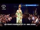 Art Hearts Fashion NY S S 19 Amal Azhari FashionTV FTV