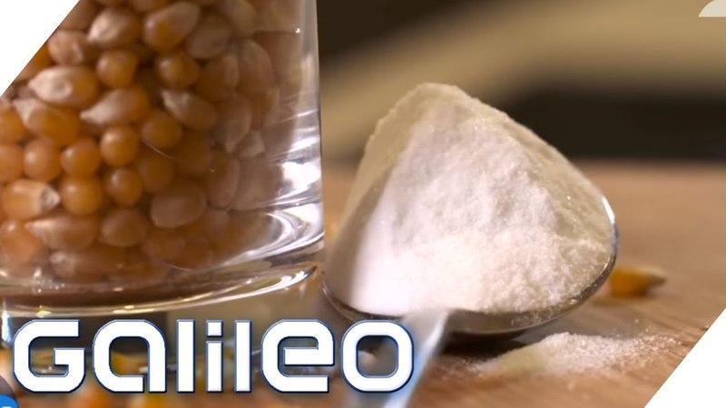 Die besten Alternativen zu Zucker | Galileo | ProSieben