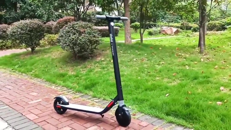 Unbox Test Ninebot KickScooter Electric Trotinet Segway Europe смотреть онлайн без регистрации