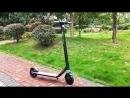 Unbox Test Ninebot KickScooter Electric Trotinet - Segway Europe
