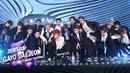 NCT - BOSS We Go Up Regular Black on Black [2018 SBS Gayo Daejeon Music Festival]