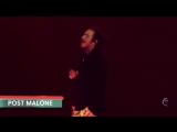 Выступление Post Malone с новой песней Spoil My Night на фестивале Coachella [НШ]