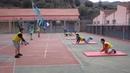 Volley-ball, Comment apprendre à avoir une manchette contrôlée et dirigée vers le passeur.