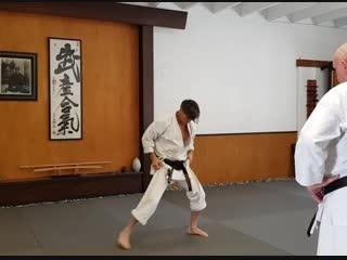 Rick Hotton Sunday Morning Keiko Video 1