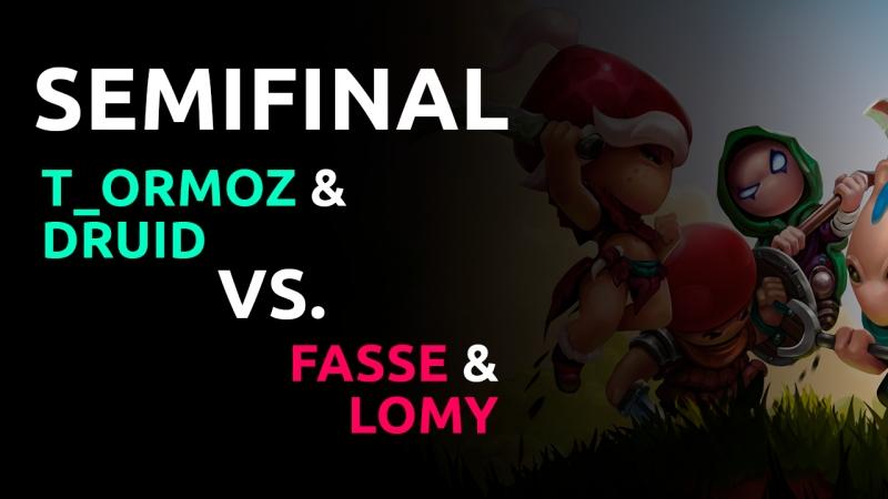 SemiFinal 2   OPN 2v2 Tournament
