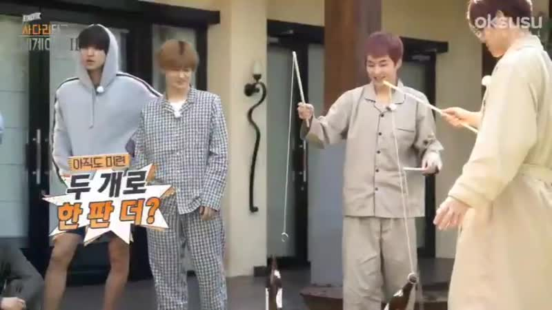 [VIDEO] 190213 EXO cut @ EXO's Travel the World on Ladder Season 2 Ep.18