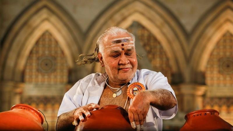 TM Krishna feat. Vikku Vinayakram: Live at Afghan Church