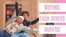 Buying Each Others Outfits Jayden Bartels