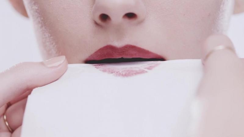 как ві красите губі