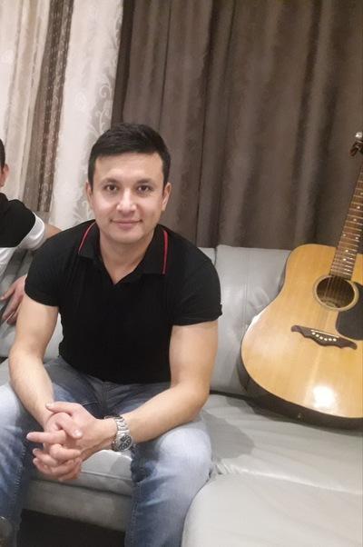 Muhammed Nabijonov