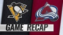 Avalanche double up Penguins for sixth straight win