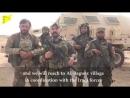 Сирийские демократические силы вышли к иракской границе на Евфрате