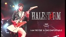 Halestorm I Am The Fire Uncomfortable VR Live From Mohegan Sun