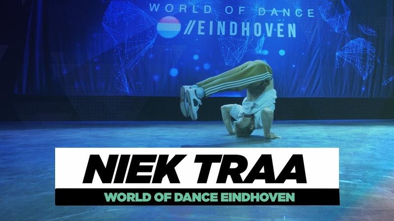 Niek Traa | FRONTROW | World of Dance Eindhoven Qualifier 2018|WODEIN18 | Danceproject.info