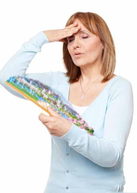 Некоторые люди, использующие Clomid®, испытывают приливы.