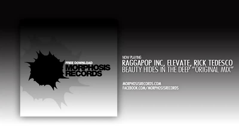 Raggapop Inc Elevate and Rick Tedesco Beauty Hides In The Deep Original Mix