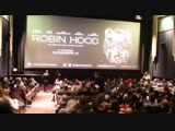 Jamie Foxx in NYC Robin Hood special screening