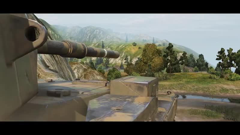 Slyshu zvuk Babahi muzykalnyj klip ot Studiya GREK i Wartactic World of Tanks