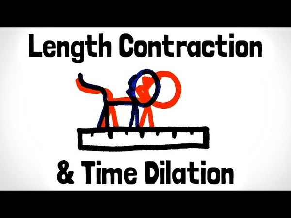 Length Contraction and Time Dilation Special Relativity Ch 5