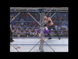 MVP Vs Kane - Steel Cage Match - SmackDown 24.11.2006