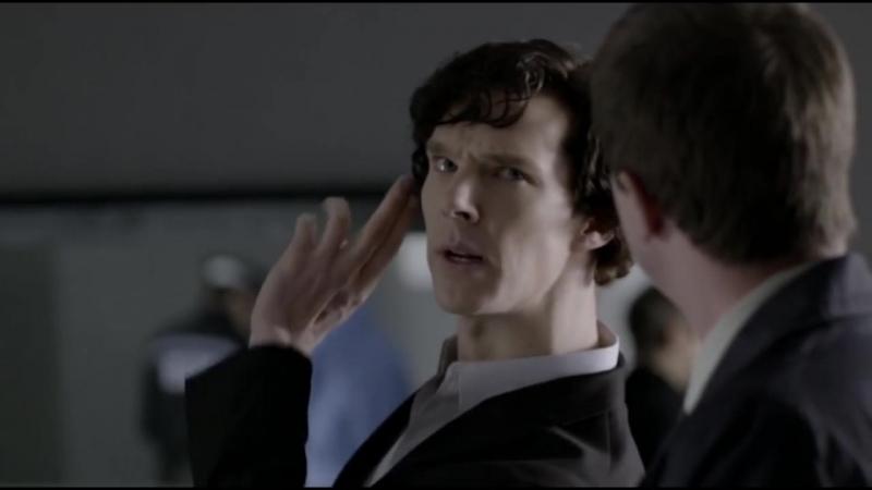Шерлок и А-Десса Женщина, я не танцую Crack Video