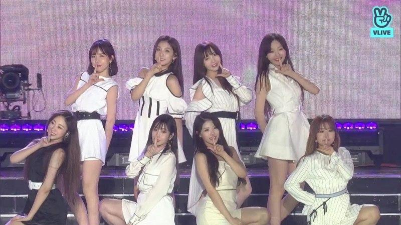 180512 드림콘서트(Dream Concert) 러블리즈(Lovelyz) - 그날의 너 아츄 (That day Ah-Choo)