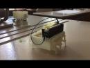 Проект курса 3D моделирования - Шагающий робот
