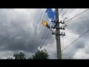 Вельск Сегодня целый день в районе РМЗ было включено освещение Что за праздник