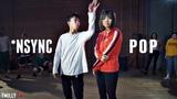 NSYNC - Pop - Choreography by Willdabeast Adams - ft Jade Chynoweth, Janelle Ginestra, Bailey Sok