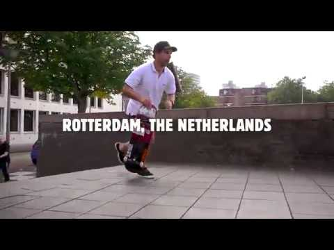 RTM World Cup Skateboarding 2018 Rotterdam