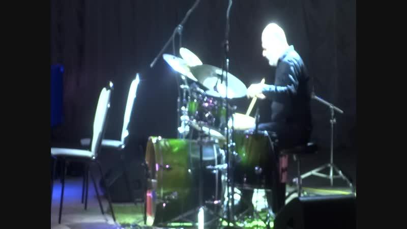 Концерт Рэя Брауна в Нижнем Новгороде 6 декабря 2018 г.