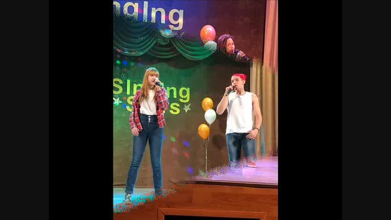 Музыкальный конкурс Singing Stars 2018