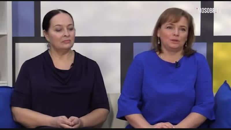 Репортаж «Актуальное интервью» в программе «Утро на MOSOBR.TV»