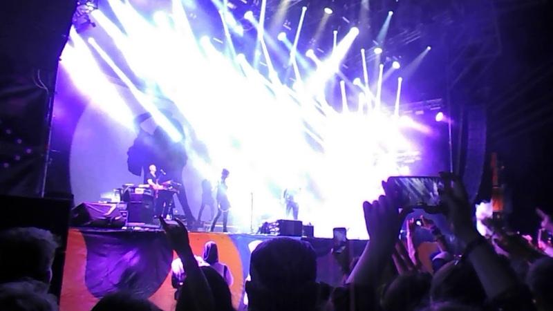 Tarja Turunen на Фестивалі Файне Місто в Тернополі. Екс вокалістка гурту Nightwish.