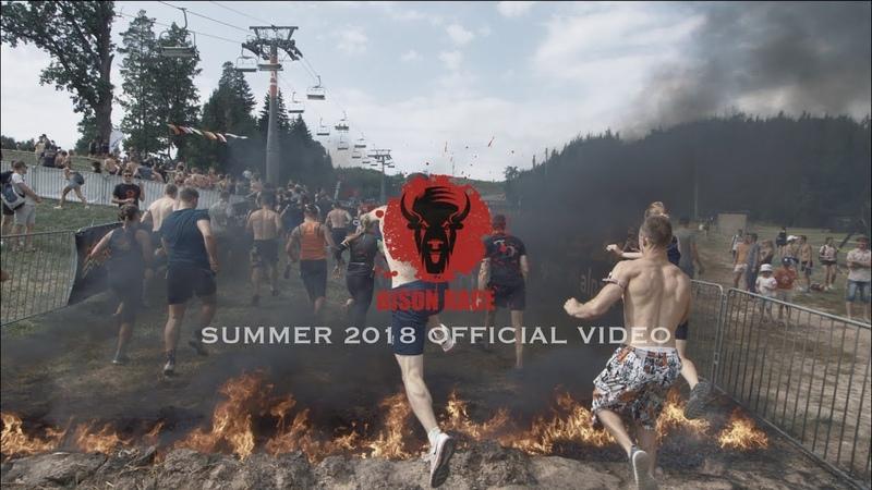 BISON RACE summer 2018 official video