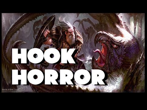 Dungeons and Dragons Lore Hook Horror