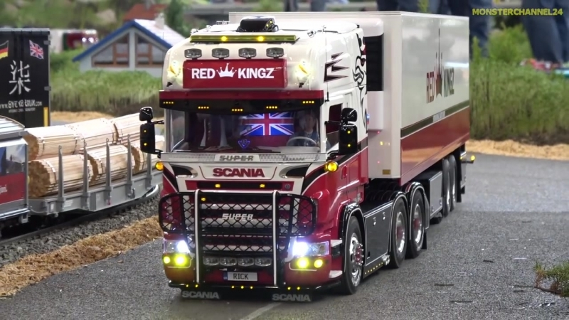 RC Truck SPECIAL! BEST OF SCANIA Trucks 2016 2017! 1