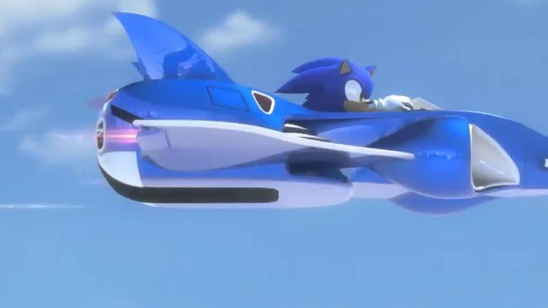 Sonic Sega 'All-Stars Racing Transformed Trailer' HD (3DS, PS3, PSVita, Xbox 360, PC)