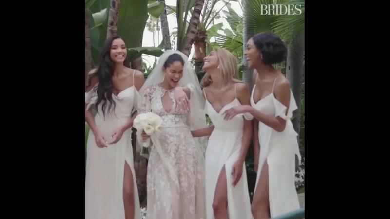 Chanel's wedd